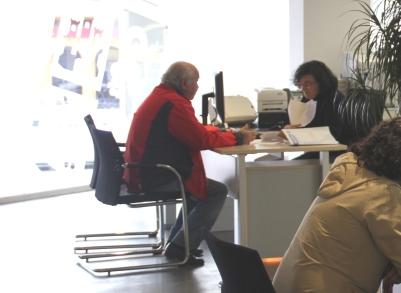 La oficina de atenci n al ciudadano for Horario oficinas correos agosto